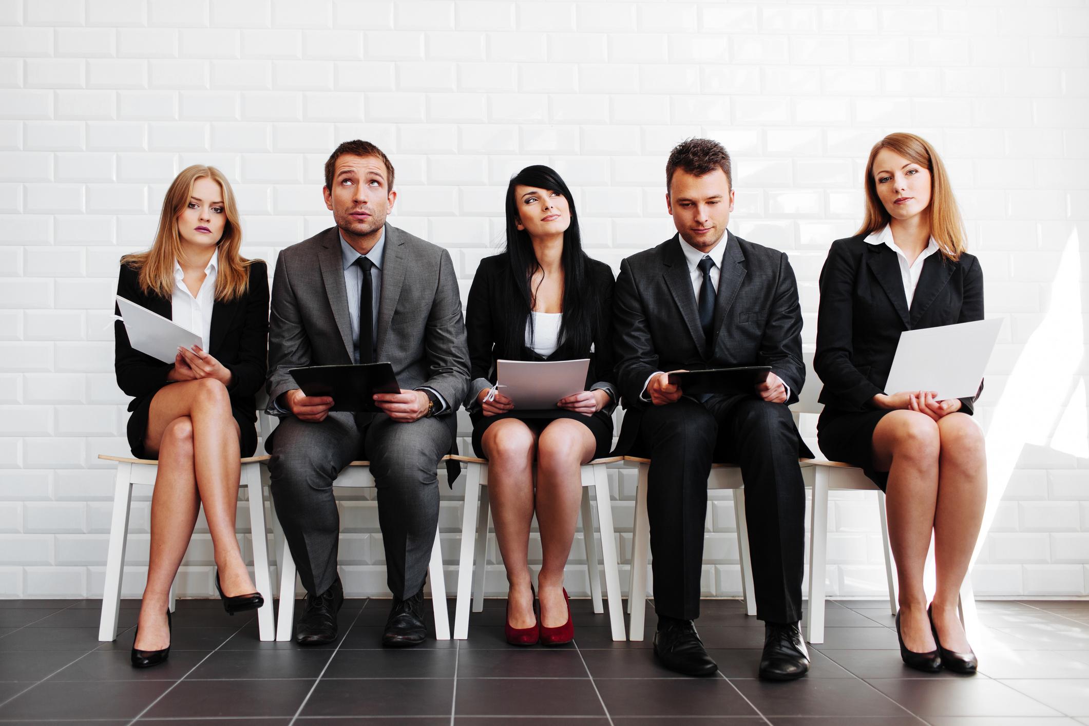 Job seekers return to teen