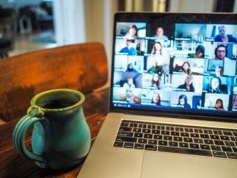 A virtual conference.
