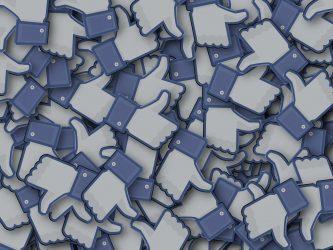 Facebook likes.