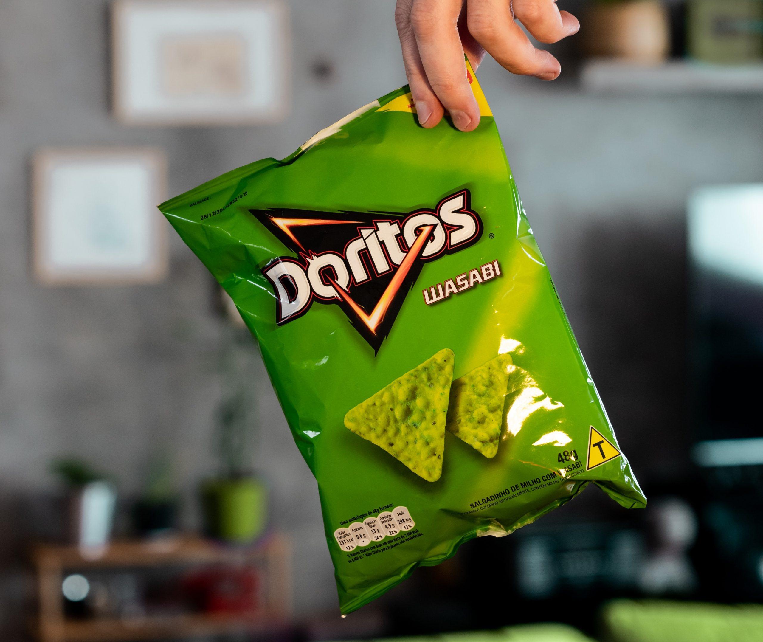 Bag of doritos